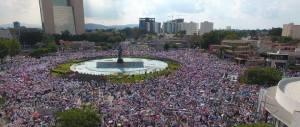 Cattolici e destra  uniti: un milione in piazza contro le nozze gay in Messico