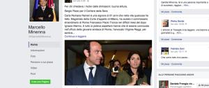 """Minenna spiega l'addio alla Raggi: """"Aria fetida, non c'è trasparenza"""""""