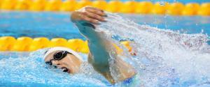 Naomi Maike Schnitt ai Paralympic Games