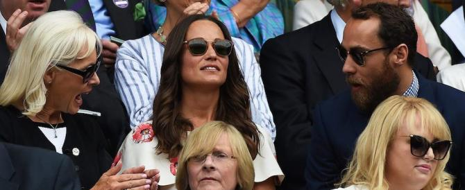 Hacker rubano le foto private di Pippa Middleton e tentano il ricatto