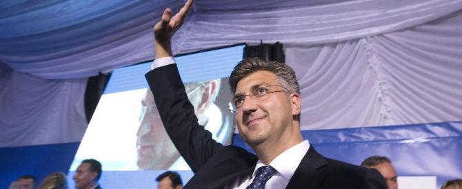 Elezioni politiche in Croazia, vince il centrodestra guidato da Plenkovic
