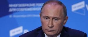 """Putin: """"Cyber attacchi, gli Usa violano le norme internazionali"""""""