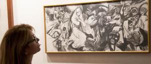 Renato Guttuso, inaugurata a Roma la mostra sui suoi quadri più significativi