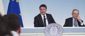 Ora Renzi ha paura: «Non utilizzate il referendum per cacciarmi»