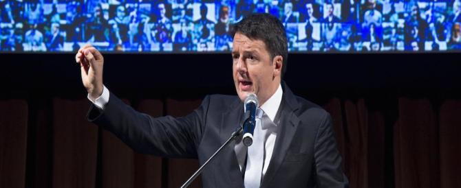 Renzi attacca Raggi: se su una sfida non ci metti la faccia, hai sbagliato mestiere