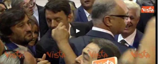 Renzi, un fuorionda dimostra che del Sud non gliene importa nulla (video)