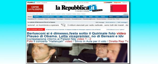 """""""Renzismo"""" ko. Pure per """"Repubblica"""" si stava meglio quando si stava peggio"""