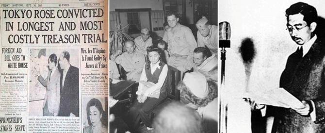 La leggenda di Tokyo Rose, la ragazza che combatté i Marines con la radio