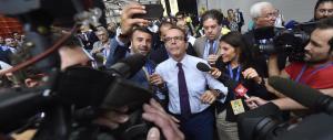 Berlusconi insiste su Parisi: «Sarà utile per far vincere il centrodestra»