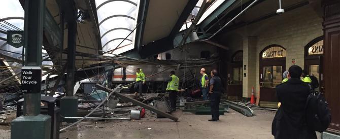 Incidente ferroviario in New Jersey. L'Fbi (per ora) esclude il terrorismo