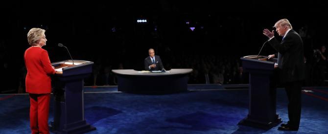 Trump non affonda il colpo e Hillary respira: decisivi i prossimi confronti