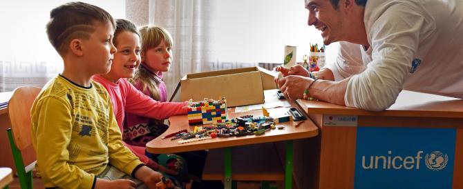 Unicef, la Giornata Internazionale dei Lasciti. Per tutti i bimbi in difficoltà