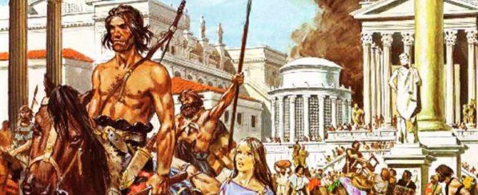 Povera Roma, i Cinque Stelle le fanno danni come i Visigoti di Alarico