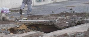 Roma, si apre una voragine vicino a San Pietro: è saltata una tubatura