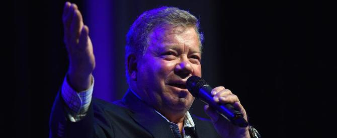 Star Trek alla Festa dell'Unità: William Shatner, tortellini e foto (a pagamento)