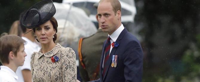 Umiliazione per William e Kate, snobbati dagli indiani del Canada