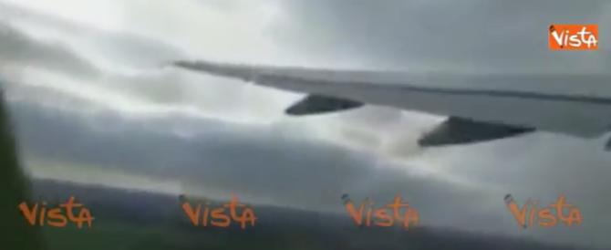 Aereo francese scarica il carburante su un'oasi naturalistica (video)