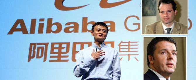 Alibaba e i 40 renziani: ecco l'ultimo assist del premier agli amici…