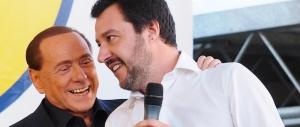 Cena ad Arcore. Berlusconi a Salvini: «Tranquillo, sono io a decidere»