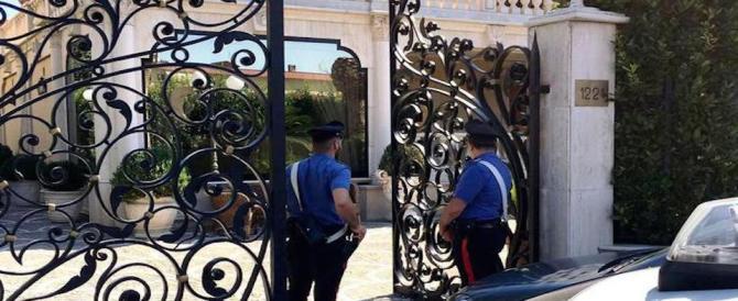 Sequestro di beni a un rom: inesistente per il Fisco, aveva una villa di lusso