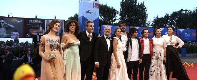 """A Venezia applausi per """"Piuma"""", il film che sembra uno spot del Fertility Day"""
