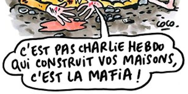 L'offesa di Charlie Hebdo: indigna la vignetta sul sisma, e loro ne fanno un'altra