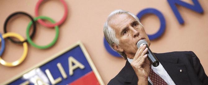 """Malagò chiude il comitato """"Roma 2024"""" e propone al Cio Milano…"""