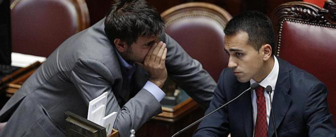 """Il papà di Di Battista: """"Sono fascista e Di Maio è un piccolo testa di c…"""""""