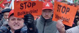 Alemanno e Salvini sugli ambulanti: «Sospendere la direttiva Bolkestein»
