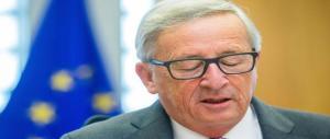 Flessibilità, Juncker: l'Italia ha speso 19 miliardi. Meloni: Renzi cialtrone