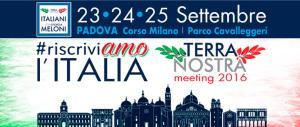 Terra Nostra A Padova: un meeting per un movimento capace di emozionare