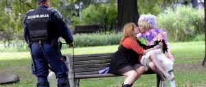 La Serbia non vuole il gay pride: Belgrado blindata, si temono scontri