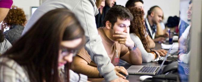 All'Italia il record negativo di giovani che non lavorano e non studiano