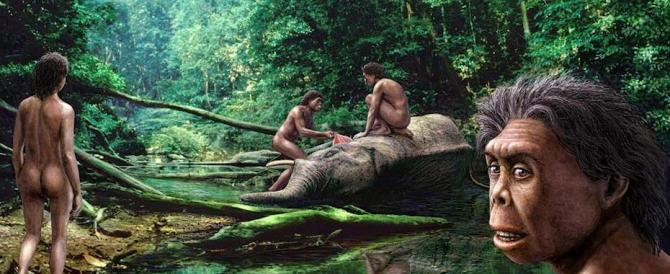 Fu l'Homo Sapiens a sterminare i piccoli Hobbit dell'isola Flores