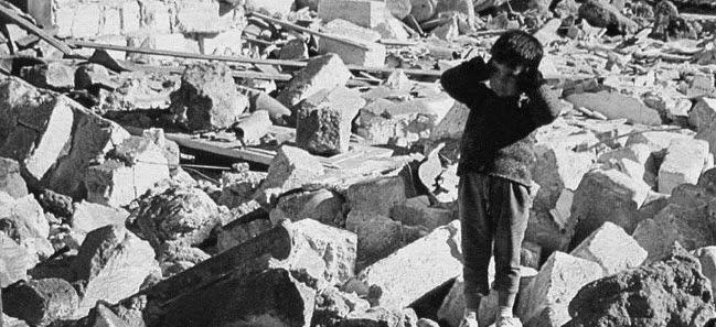 """Isernia ricorda: 4.000 morti nel raid """"alleato"""" ma il viadotto restò in piedi"""