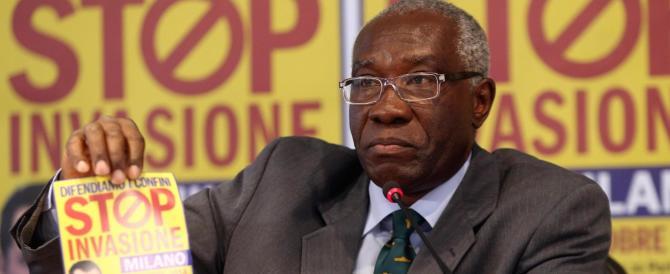 Iwobi: «Sull'immigrazione non accetteremo compromessi al ribasso»