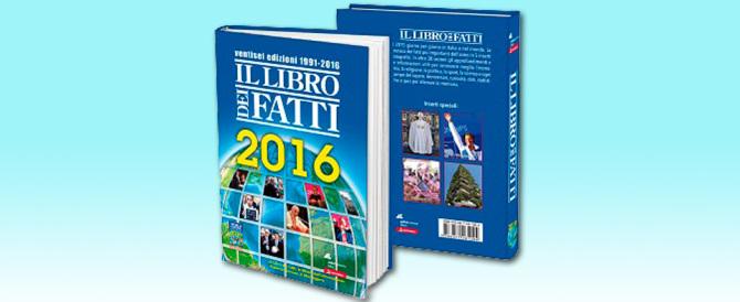 Adnkronos, è uscito il Libro dei Fatti 2016 con speciali e approfondimenti