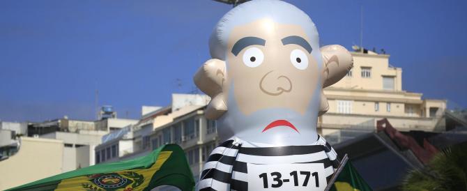 In galera! Arrestato il ministro delle Finanze di Lula, e anche lui rischia…