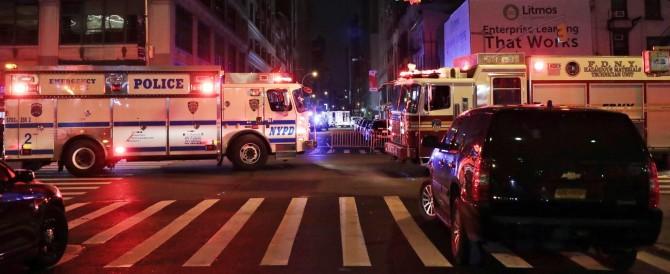 """Trump dà la notizia della bomba prima delle autorità: """"Occorrono le maniere forti"""""""