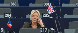 Marine Le Pen: «Vincerò io nel 2017, gli altri hanno fatto solo formidabili disastri»