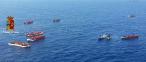 Sbarchi record, 4mila migranti al giorno: Sardegna e Sicilia al collasso