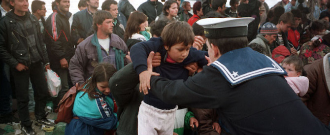 Truffa dei minori stranieri abbandonati: denunciati 41 albanesi
