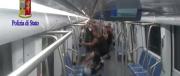 Pestaggio in metro, arrestato il terzo teppista che colpì il ragazzo a terra