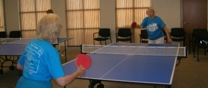 "Sorprendente studio inglese: ""Giocare a ping pong previene l'Alzheimer"""