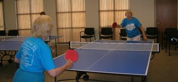 "Sorprendente studio inglese: ""Giocare a ping pong previene l'Alzheimer"""
