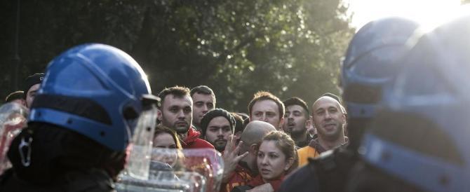 Pd nelle bufera a Ferrara: «Gli ultras e la polizia? Meglio gli spacciatori»