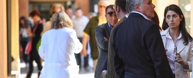 Pestaggio in metro: Maurizio sarà operato alla testa. Raggi in visita all'Umberto I