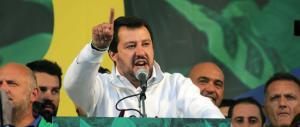 """Salvini attacca la Boschi sui """"cambi di casacca"""" e la ministra s'infuria"""