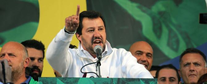 Legge elettorale, Salvini: «Il centrodestra sia compatto sul maggioritario»