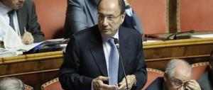 Schifani: «Le passarelle siciliane di Renzi non sono servite a nulla»